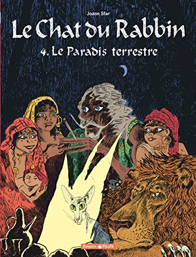 Le Chat du Rabbin, tome 4