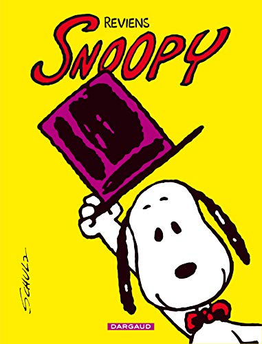 Snoopy, Tome 1