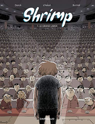 Shrimp, tome 1 : Le grand large