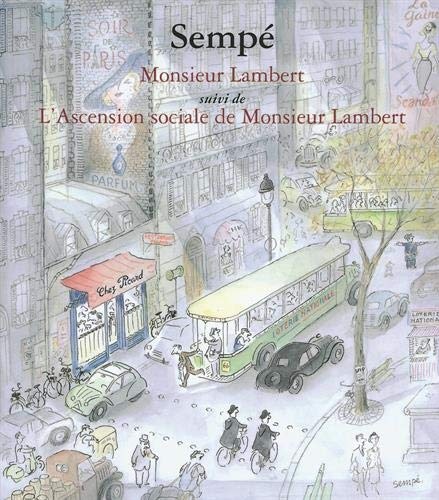Monsieur Lambert suivi de L'Ascension sociale de Monsieur Lambert