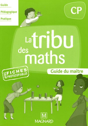 La tribu des maths CP