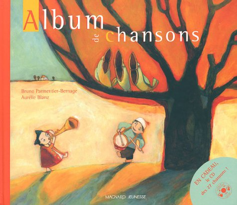 Album de chansons (1CD audio)
