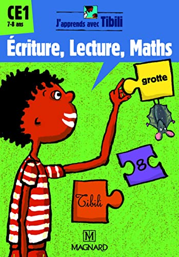 Ecriture, Lecture, Maths CE1