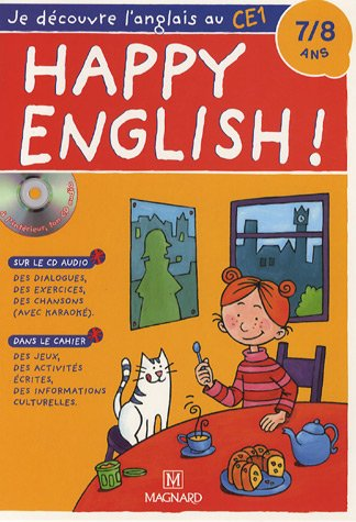 Happy English ! 7-8 ans