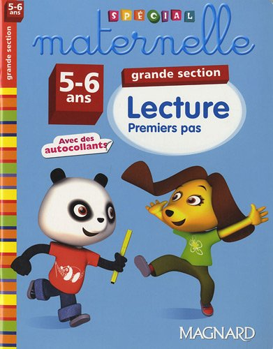 Lecture grande section 5-6 ans