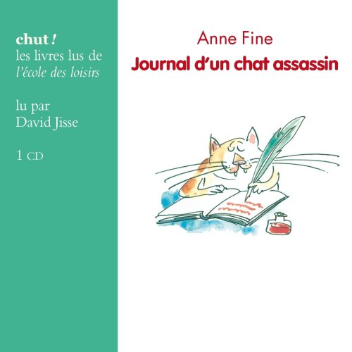 Journal d'un Chat assassin - Livre Lu