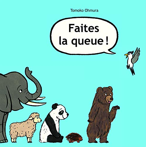 Faites la queue ! |