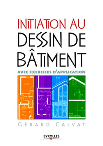 Initiation au dessin bâtiment