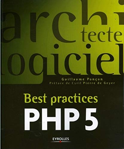Best practices PHP 5