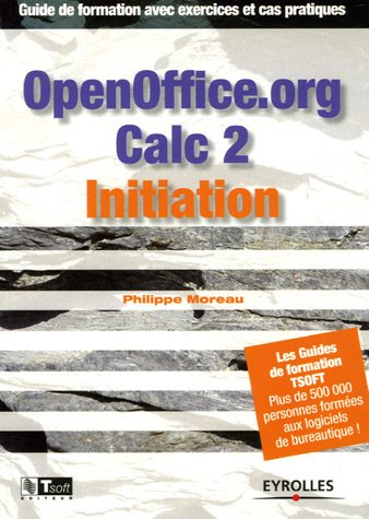 OpenOffice.org Calc 2.0 Initiation