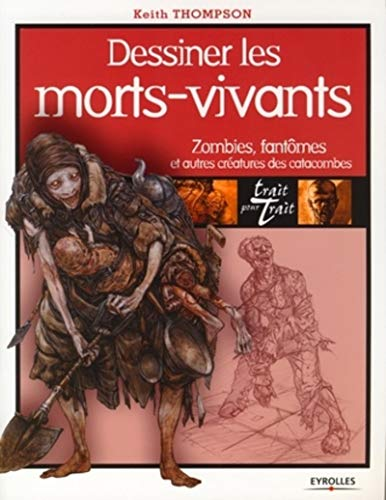 Dessiner les morts-vivants