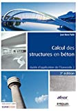 Calcul des structures en béton : guide d'application de l'Eurocode 2 |