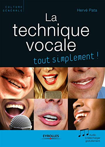 La technique vocale (1Cédérom)