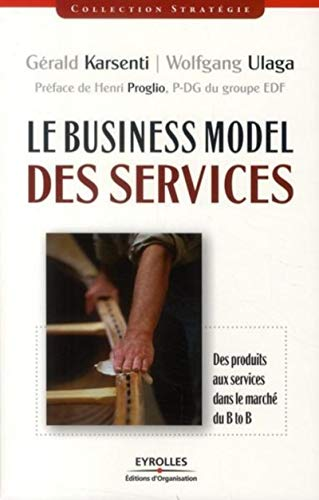Le Business Model des services