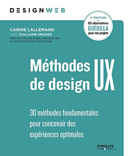 Méthodes de design UX |