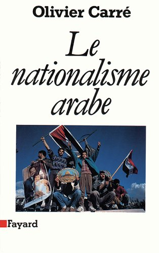 Le Nationalisme arabe