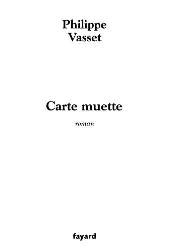 Carte muette : Machines II