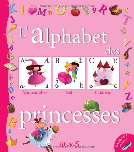 L'alphabet des princesses