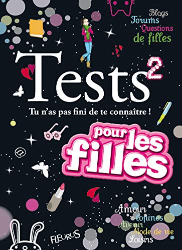 Tests 2 Tu n'as pas fini de te connaître !