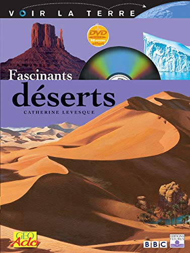 Fascinants déserts (+ DVD)