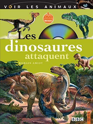 Les dinosaures attaquent (1DVD)