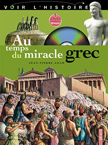 Au temps du miracle grec (1DVD)