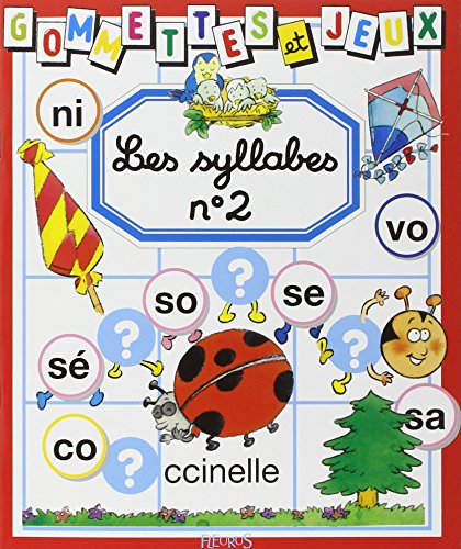 Les Syllabes, tome 2