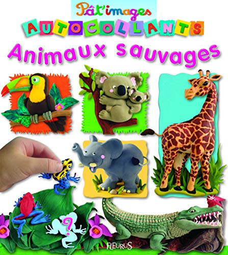 Animaux sauvages : Autocollants