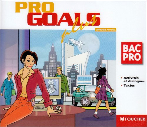 Pro Goals Plus CD Audio