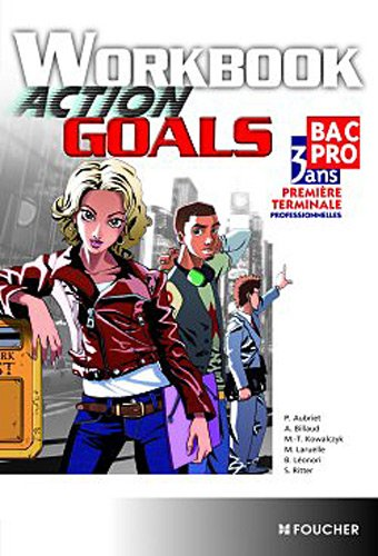 Action Goals workbook