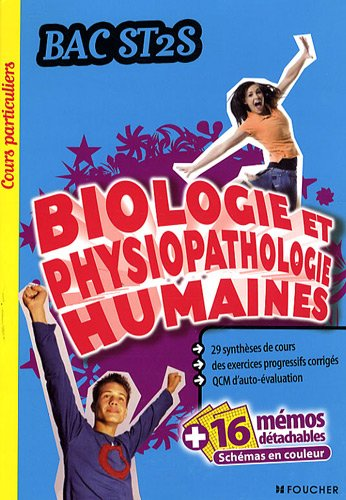 Biologie et physiopathologie humaines Bac ST2S