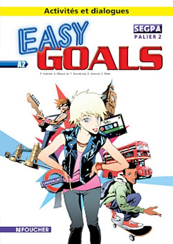 Easy Goals SEGPA Palier 2 CD Audio