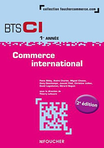 Commerce international 2e édition