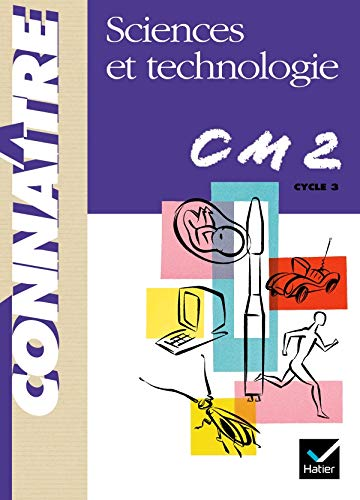 CM2 - sciences et technologie
