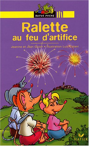 Ralette au feu d'artifice