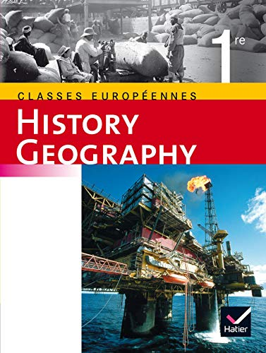 History Geography 1e : Classes européennes