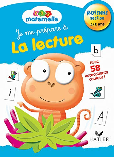 1-2-3 Maternelle - Lecture Moyenne Section