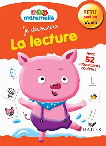 1-2-3 Maternelle - Lecture Petite Section