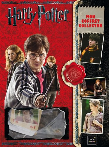 Harry Potter - Mon coffret collector