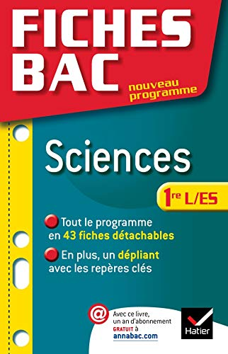 Enseignement scientique 1e L