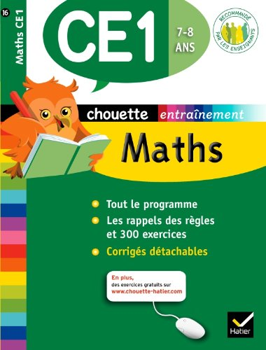 Chouette - Maths CE1