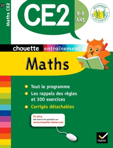 Chouette - Maths CE2
