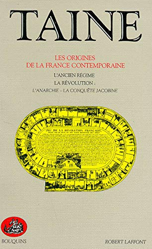 Les origines de la France contemporaine, tome 1