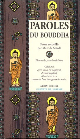 Paroles du Bouddha
