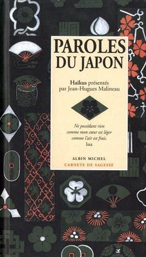 Paroles du Japon : haïkus