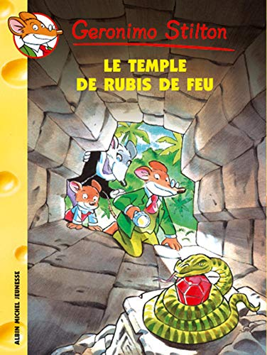 Geronimo Stilton, Tome 25