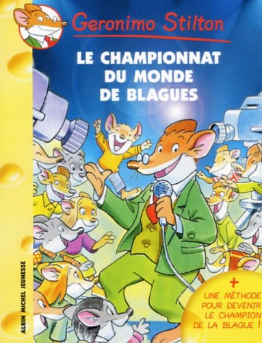Geronimo Stilton, Tome 26