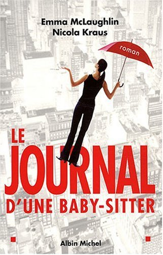 Nanny, journal d'une baby-sitter
