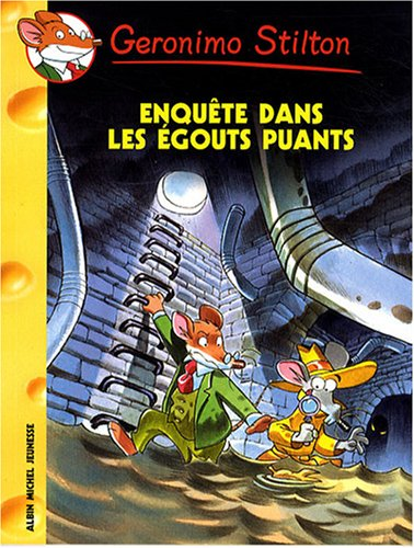 Geronimo Stilton, Tome 41