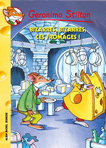 Geronimo Stilton, Tome 50